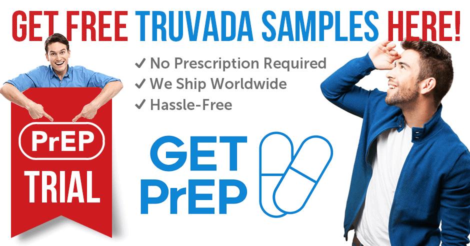 Free Truvada Samples PrEP Trial