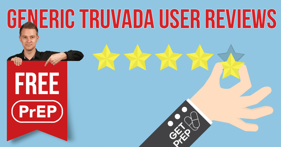 Generic Truvada User Reviews, Experiences & Stories