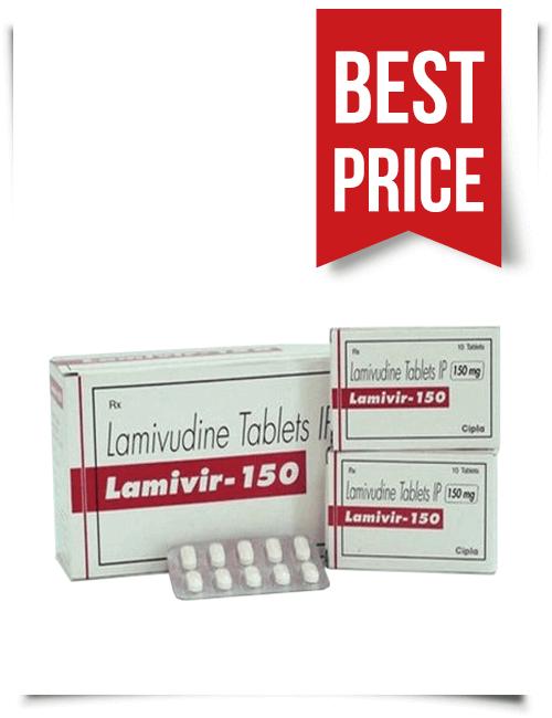 Buy Lamivir Tablets Online Lamivudine 150mg
