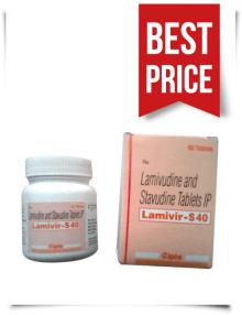 Buy Lamivir S Online Stavudine 40mg Lamivudine 150mg