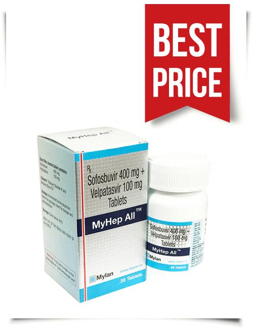 Buy Low-Cost Epclusa MyHep All Velpatasvir Sofosbuvir