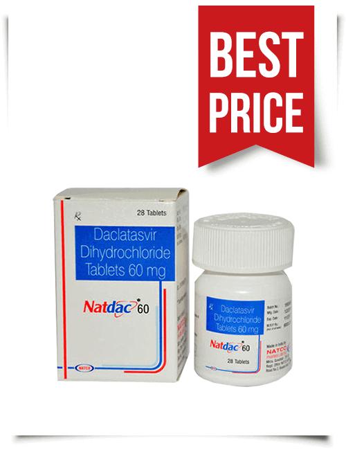 Buy Natdac Online Generic Daklinza Daclatasvir 60mg