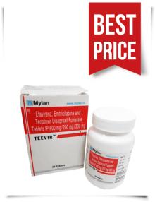 Buy Teevir Pills Online by Mylan No Prescription Required