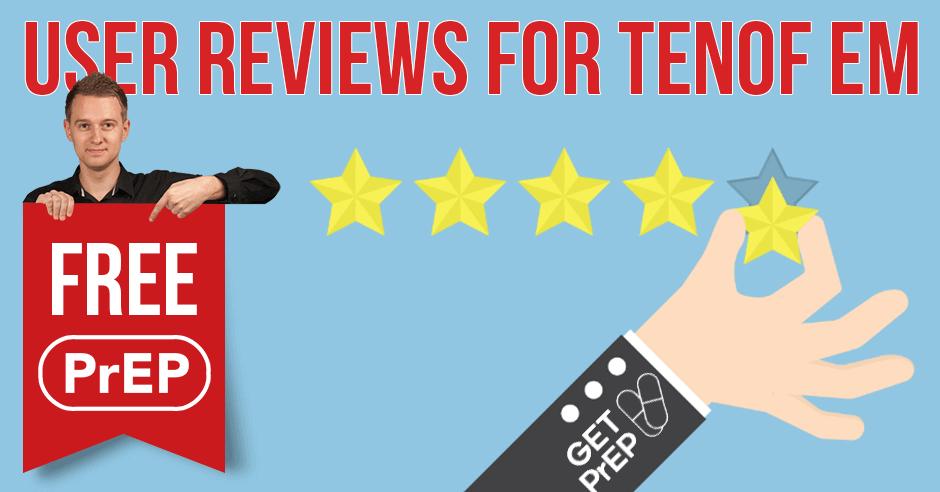 Reviews of Tenof-EM generic drug