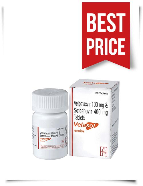Buy Cheap Epclusa Velasof Velpatasvir & Sofosbuvir
