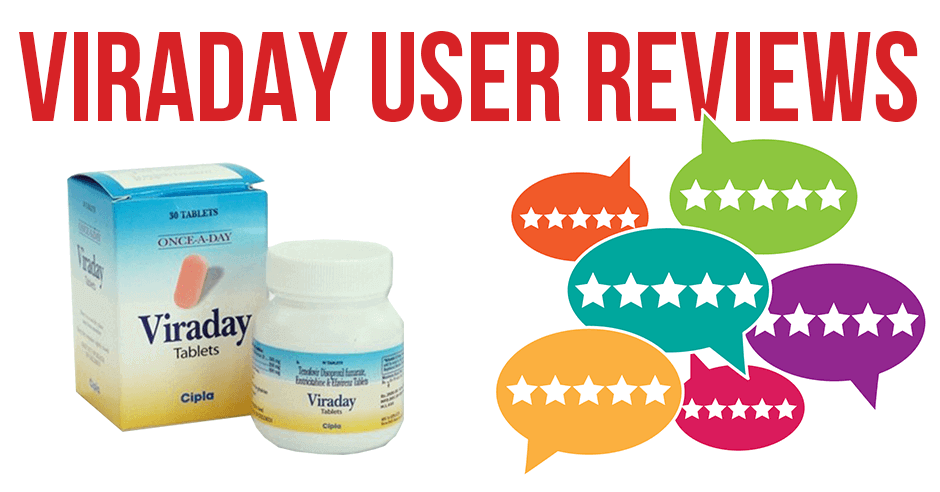 Viraday User Reviews & Generic Atripla Comments