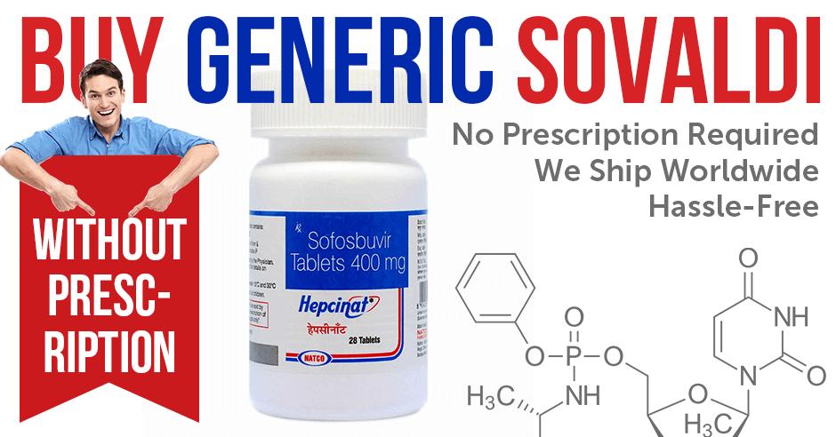Buy generic Sovaldi online OTC