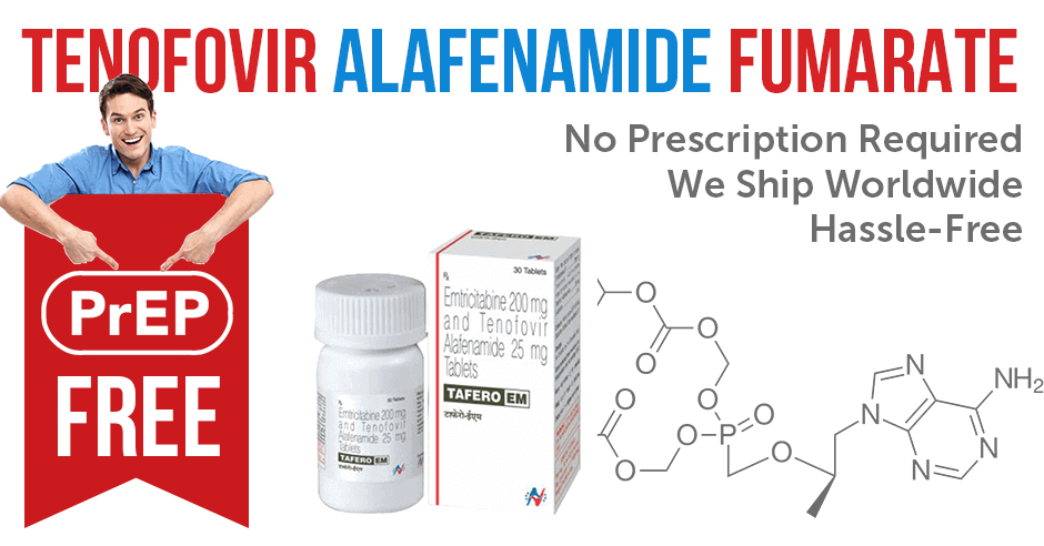 Generic tenofovir alafenamide tablets for cheap price