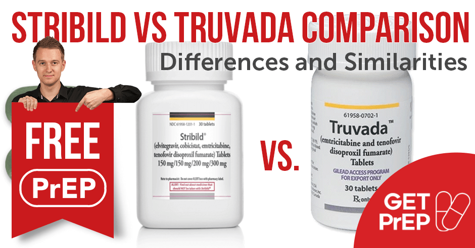 Differences and Similarities: Stribild Vs Truvada