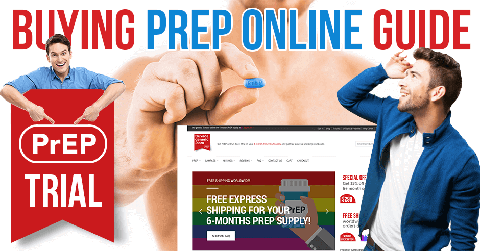 Guide to buying PrEP online safely