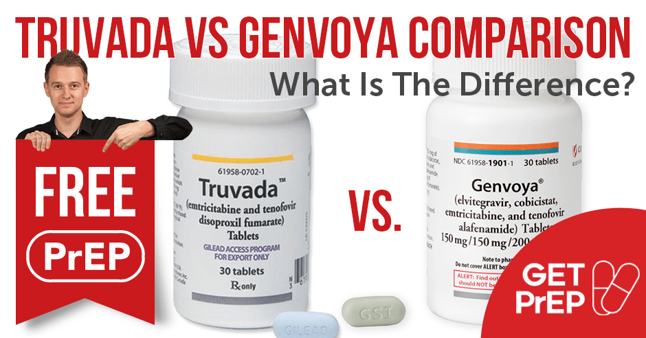 Truvada Vs Genvoya: What Is the Difference?