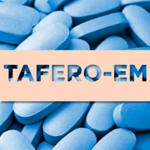 Tafero-EM PrEP Pills